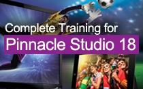 Complete Pinnacle Studio 18