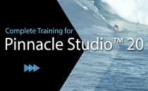 Training for Pinnacle Studio 20