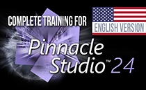 Complete Pinnacle Studio 24