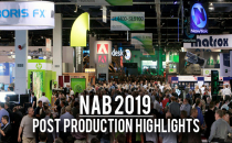 NAB 2019 Post Production