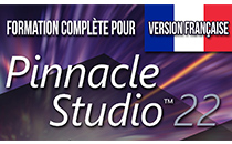 Formation pour Pinnacle 22