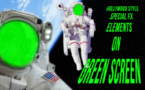 Green Effects Video Elements