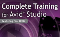 Complete Training Avid Studio