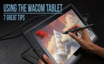 7 Wacom Tablet Tips