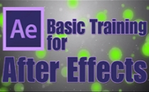 Basic Training For After Effects