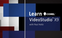 Learn: Corel VideoStudio X9