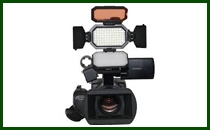 Choosing LED Lights for Cameras