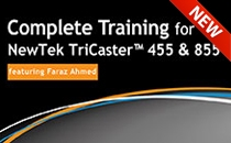 Training for Newtek TriCaster