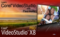 Learn Corel: VideoStudio X8