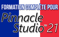 Formation pour Pinnacle Studio