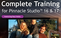 Training Pinnacle Studio 16/17