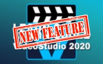 What's New in VideoStudio 2020?