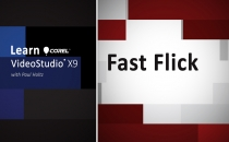 Learn Corel: FastFlick X9