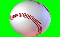Large Baseball Green