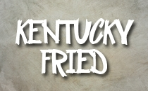 Kentucky Fried Chicken Font