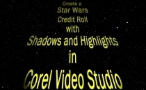 Create A Star Wars Credit Roll Classic- Most Versions
