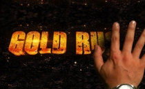 Gold Rush Hand Wipes Dirt Off On Green