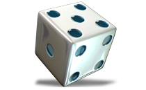 Dice Button