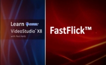 Learn Corel: FastFlick X8
