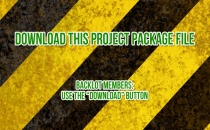 Download This Project Pack For Use During