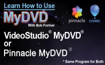Learn the Stand alone MyDVD Authoring Program