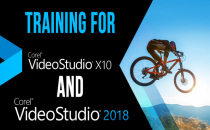 Learn Corel: VideoStudio 2018 and X10 Quick Start Plus