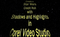Learn Corel: Create A Hollywood Quality Star Wars Credit Roll