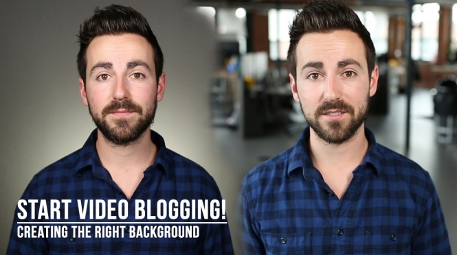 Start Vlogging! Choosing Backgrounds Tips
