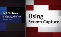 Learn Corel: ScreenCap X9