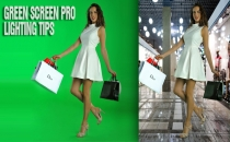 Green Screen Pro Lighting Tips