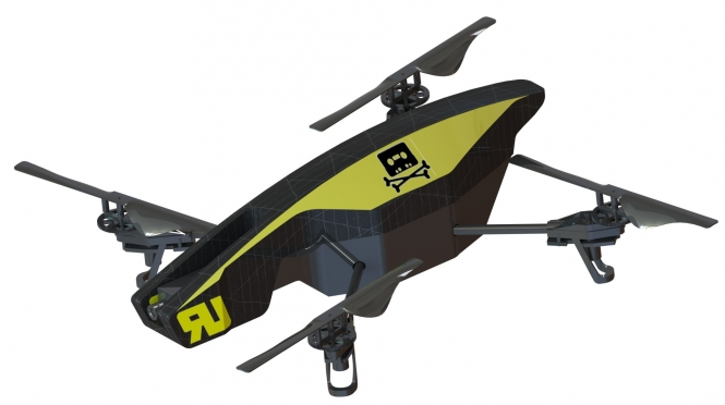 QuadCopter Drone Wish List Video