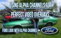 Creating Perfect Overlays With Alpha Channel