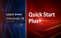Learn Corel: VideoStudio X8 Quick Start Plus