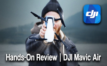 Reviewed: DJI Mavic Air Drone
