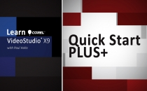 Learn Corel: VideoStudio X9 Quick Start Plus