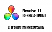 Get Free Resolve 11 Here