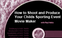 Shoot/Produce in MovieMaker