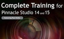 Pinnacle Studio 14 and 15 Introduction
