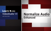 Learn Corel: Enhanced Normalize Audio