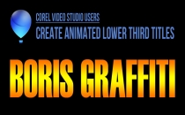 Boris Graffiti-Animated Lower 3rd Titles