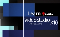 Learn Corel: VideoStudio X10 Quick Start Plus