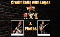 Using Logos And Pictures In Credit Rolls
