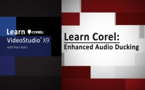 Learn Corel: Enhanced Audio Ducking