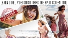 Updated! Corel VideoStudio 2019 Create Split Screen Videos