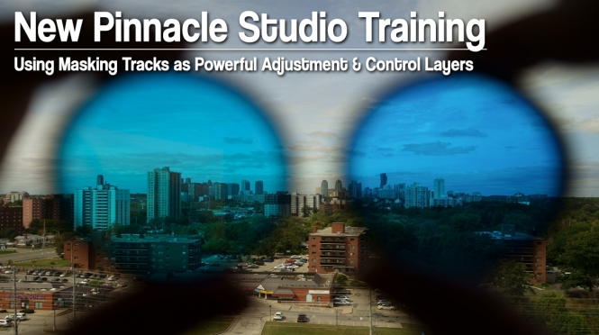 Use Mask Tracks as Powerful Adjustment & Control Layers