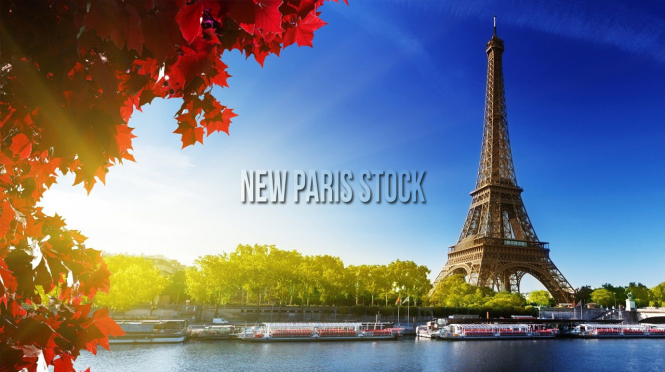 New Paris Stock Additions