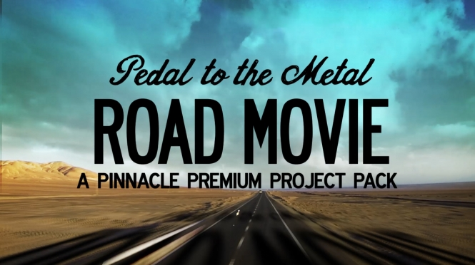 Ultimate Road Trip Project Pack