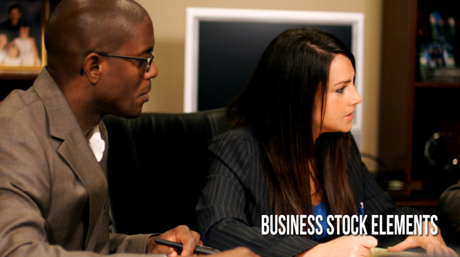 Added New Business Stock
