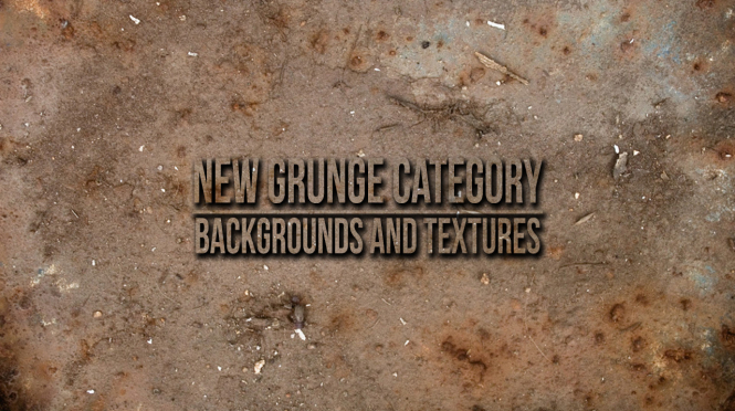 Grunge Textures for fills and backgrounds