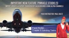 New for Pinnacle Studio 23!
